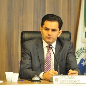 Data-base aos servidores já | Pacheco e outros deputados cobram governadora