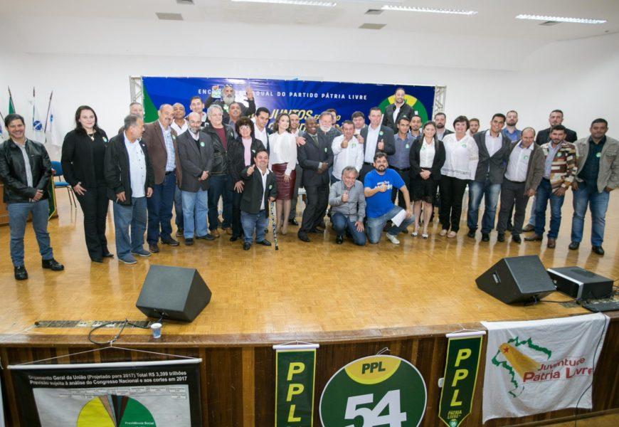 Em encontro grandioso, PPL do Paraná mostra força