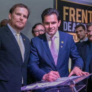 Frente de Policiais Federais apresenta Pacheco e mais 28 pré-candidatos por todo Brasil