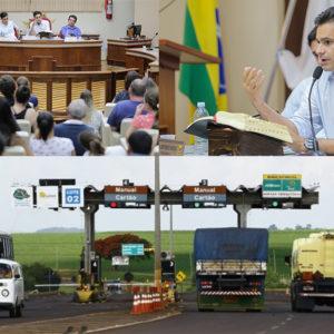 BR-369 | Pacheco comemora a redução da tarifa de pedágio aos moradores de Corbélia