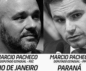 IMPORTANTE: MARCIO PACHECO CITADO NO JN É DEPUTADO PELO RIO DE JANEIRO