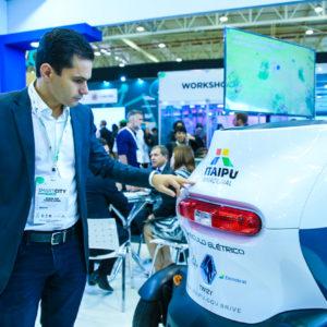 Curitiba | Pacheco participa do Smart City e conhece soluções inteligentes para cidades