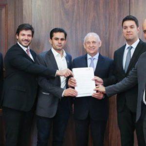 Assembleia Legislativa recebe a LDO para o exercício de 2020