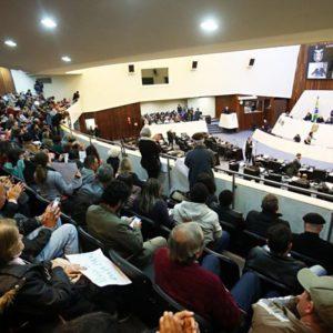 Grupo de 21 deputados quer ser ouvido sobre o fim das aposentadorias aos ex-governadores