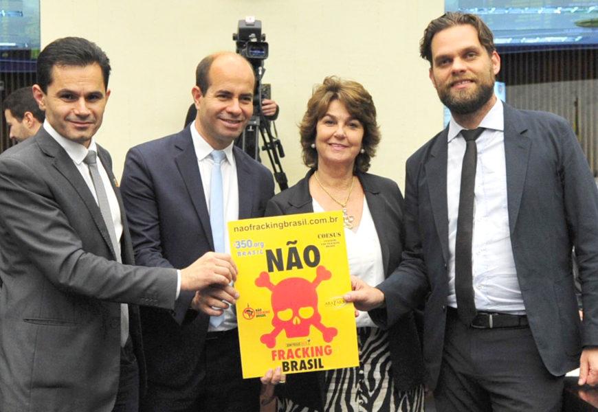 Assembleia aprova proibição definitiva do Fracking em todo Paraná