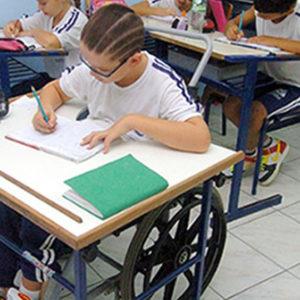 Projeto de Pacheco obriga escolas a justificarem recusa de matrícula a alunos com defiênciaentes