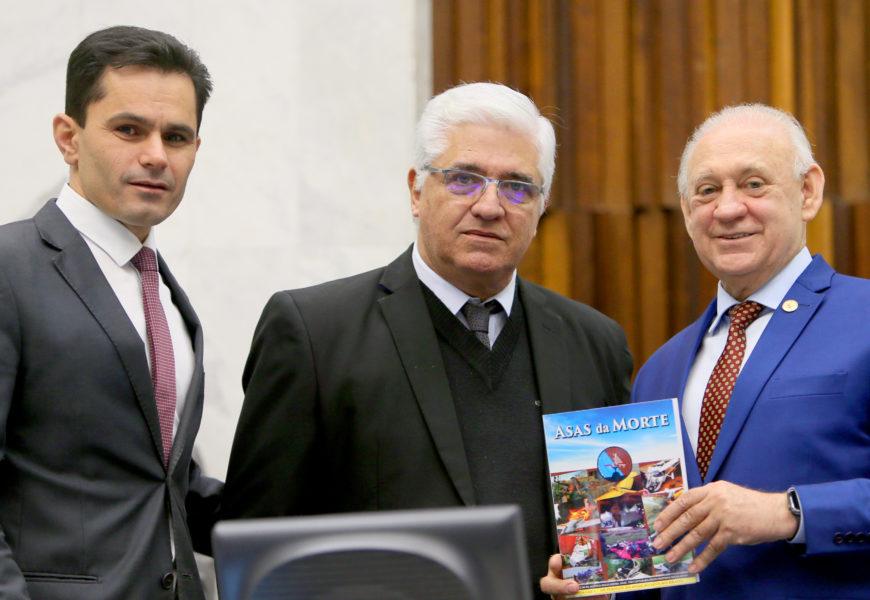 ALEP | A convite de Pacheco, Dr. Augusto Fonseca apresenta denúncias graves contra a ANAC e a Aviação Experimental