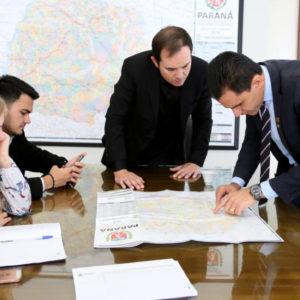 Acordo de Leniência | Pacheco discute com Diretor-Geral do DER obras para Cascavel