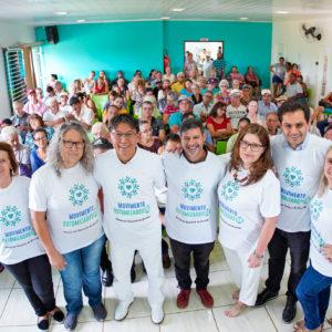 Pacheco participa de reunião mensal do Núcleo Regional dos Ostomizados do Oeste