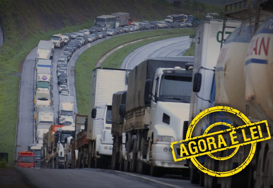 Fim do 'Pare e Siga' | Entenda como essa Lei salvará vidas nas rodovias do Paraná