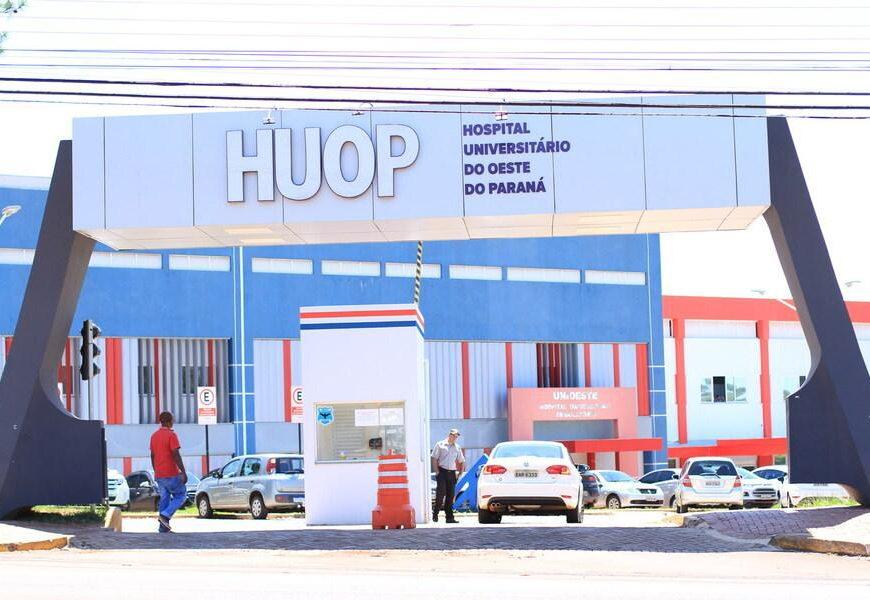 Emenda de R$ 521 mil de Pacheco já está na conta da Unioeste para conclusão do Pronto-Socorro do HU
