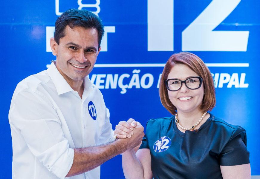 Pacheco escolhe uma mulher para vice: Samantha Sitnik – conheça o perfil