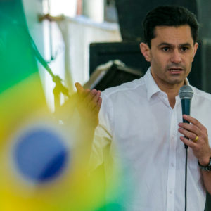 Emenda de R$ 100 mil de  Pacheco garante prensa hidráulica, esteira e balança para Caremel