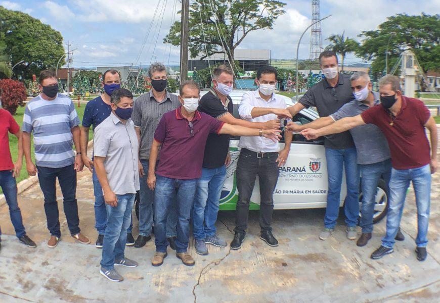 Prefeitura de Santa Lúcia recebe veículo por meio de emenda de Pacheco