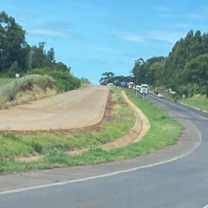 Pacheco solicita ao DNIT liberação de trechos já duplicados da BR-163 entre Lindoeste e Capitão Leônidas Marques