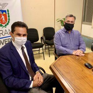 Pacheco consegue a liberação de R$ 1,360 milhão para a saúde