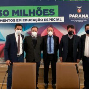 APAES e entidades de Educação Especial recebem investimentos de R$ 432,3 milhões