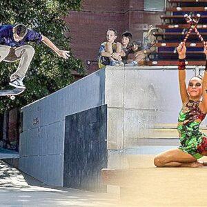 Pacheco destina R$ 150 mil para a construção de um BOWL para o skate e R$ 25 mil para a GR